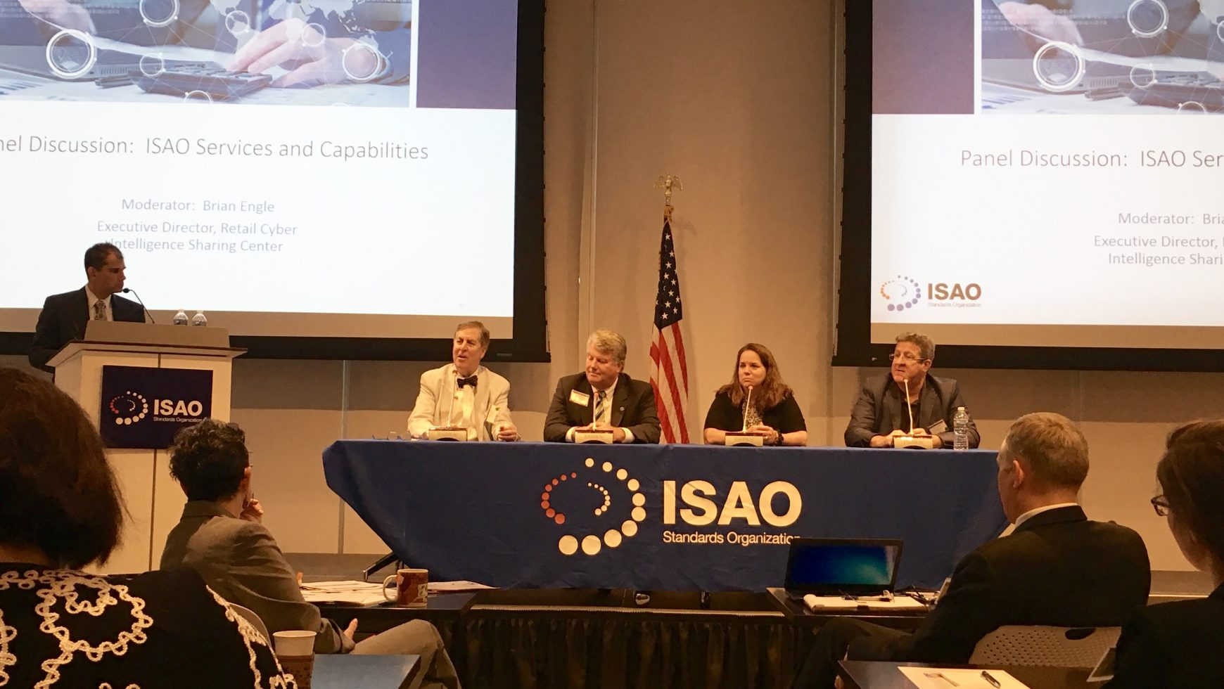 ISAO Standards Organization Hosts Over 100 Attendees at Fourth Public Forum