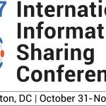 International Information Sharing Conference – October 31 – November 1