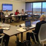 ISAO SO Hosts Working Group Leaders at UTSA